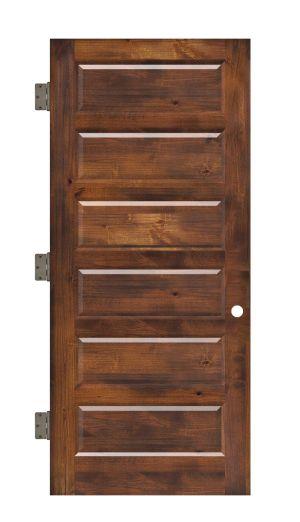 Pioneer Interior Slab Door
