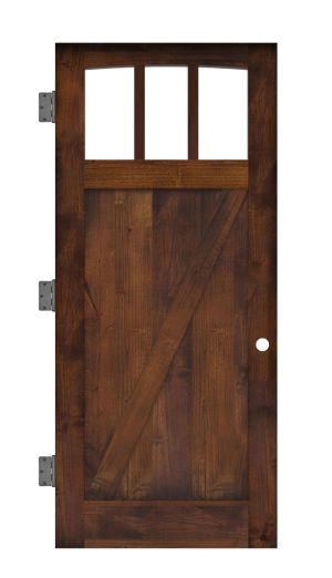 Rendezvous Interior Slab Door