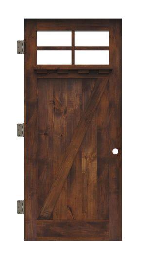 Skyline Interior Slab Door