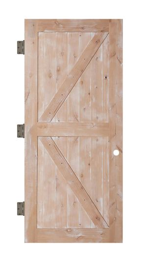 Stable Interior Slab Door