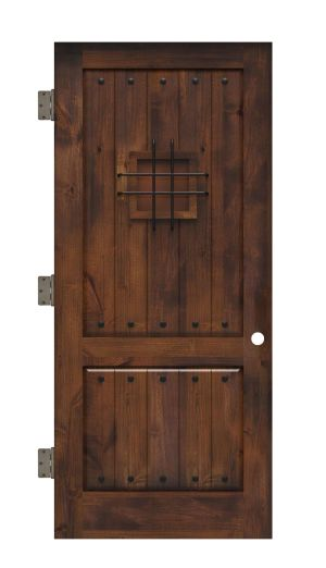Stronghold Interior Slab Door