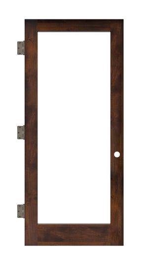 Watchman Interior Slab Door