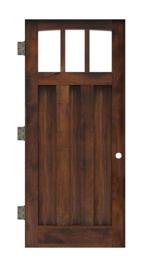 Woodsman Interior Slab Door