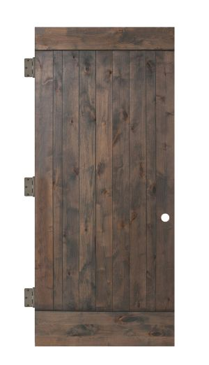 True Interior Slab Door