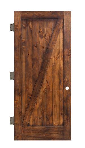 Z Interior Slab Door