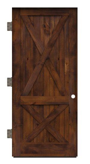 Care Taker Exterior Slab Door