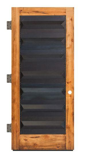 Helms Exterior Slab Door