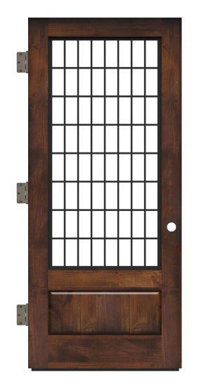 Grindstone Exterior Slab Door