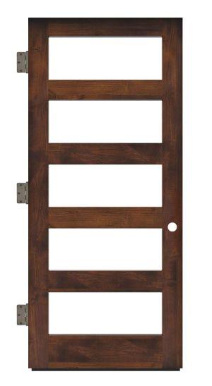 Midland Exterior Slab Door
