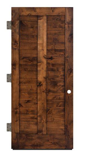 Heartland Exterior Slab Door