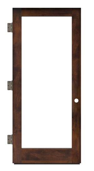 Watchman Exterior Slab Door