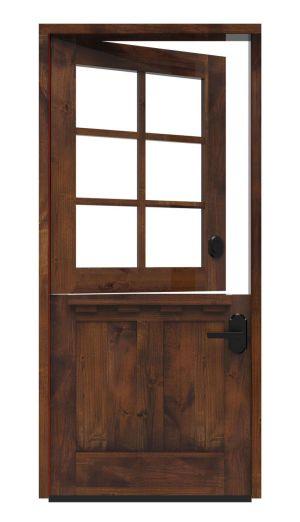 Dairy Dutch Wine Room Door