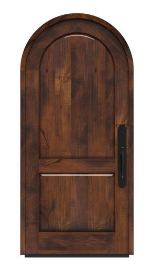 Tuscan Wine Room Door