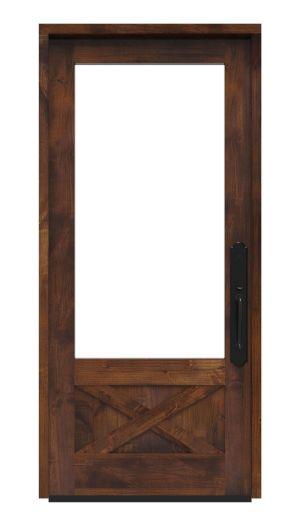 Hudson Wine Room Door