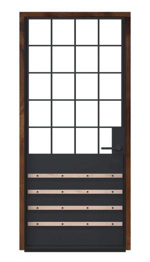 Lander Wine Room Door