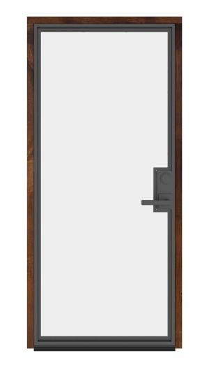Presidential Wine Room Door