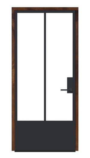 Veranda Wine Room Door