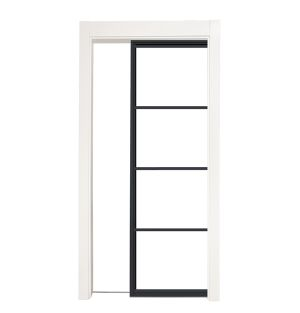 Modern Cottage Single Pocket Door