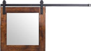 Tributary Sliding Vanity Mirror