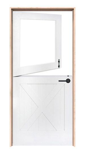 Riverbend X Dutch Door