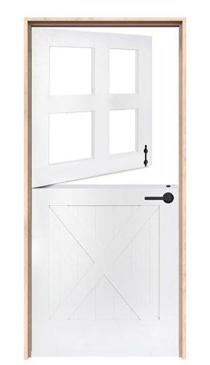 Ridge X Dutch Door