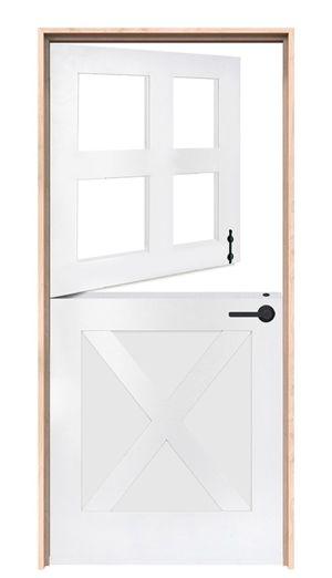 Country X Dutch Door