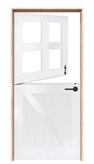 Ridge Z Dutch Door