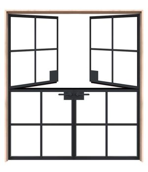 Grove Double Dutch Doors