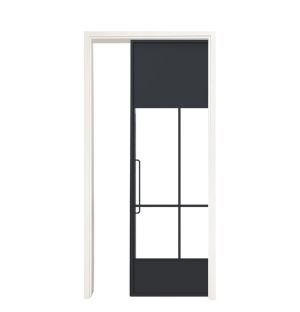 Name Sake Single Pocket Door