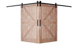 Stable Corner Barn Door