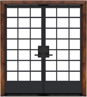 Cropland Exterior Double Door