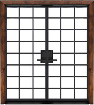 Tillage Exterior Double Door