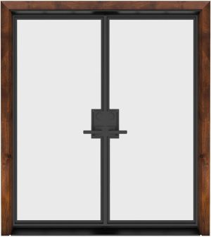 Presidential Exterior Double Door