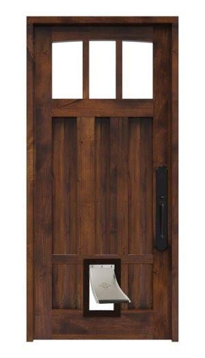 Woodsman Pet Door