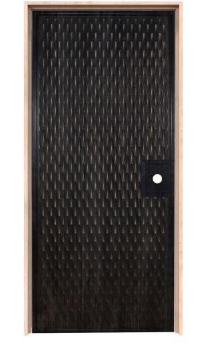 Scallop Textured Interior Door
