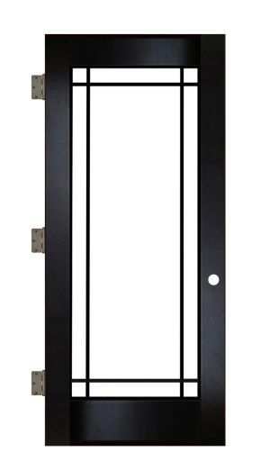 Prairie Interior Slab Door