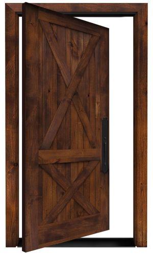Care Taker Exterior Pivot Door