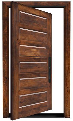 Pioneer Exterior Pivot Door