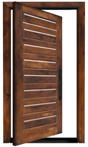 Regal Exterior Pivot Door
