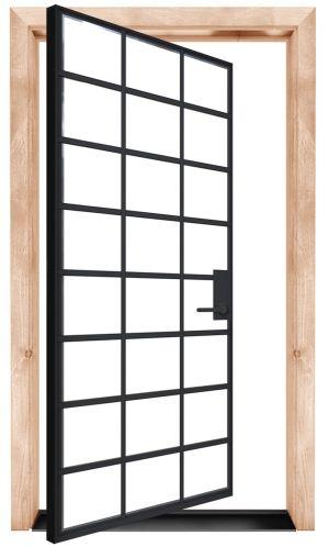 Tillage Exterior Pivot Door
