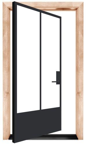 Veranda Exterior Pivot Door