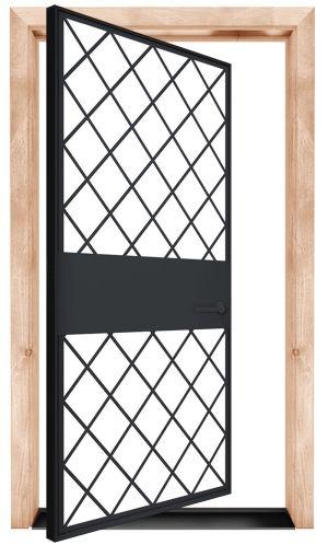 Cobbler Exterior Pivot Door