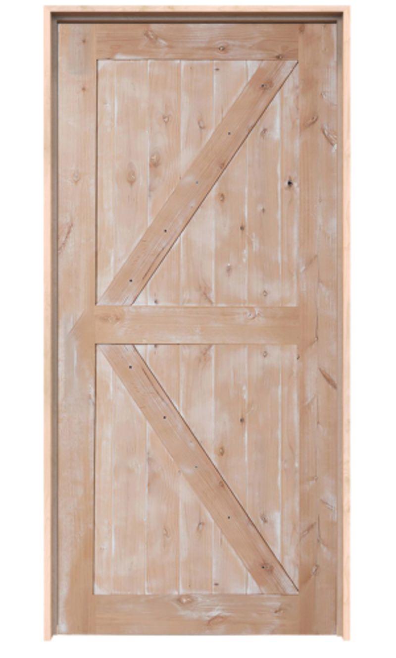 Stable Exterior Door