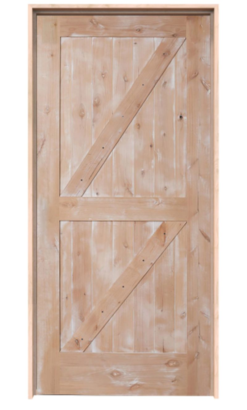 Dutch Z Exterior Door