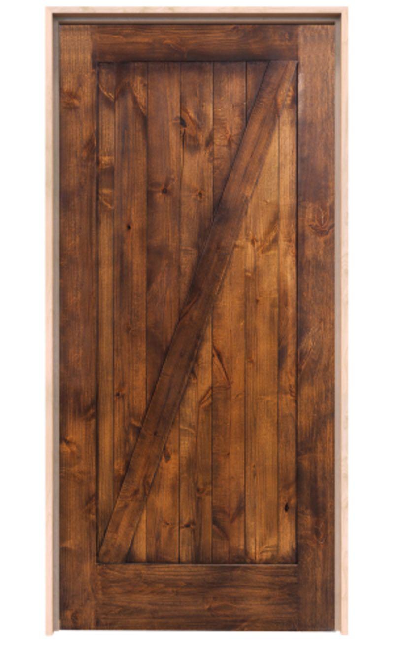 Z Barn Exterior Door