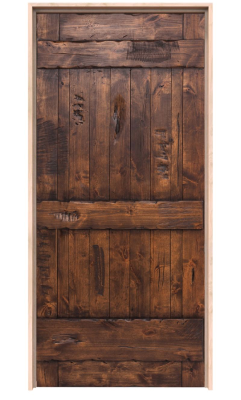 Ranch Exterior Door