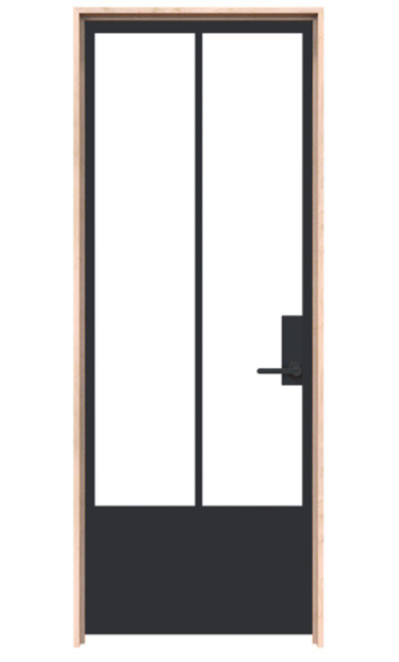Veranda Exterior Door