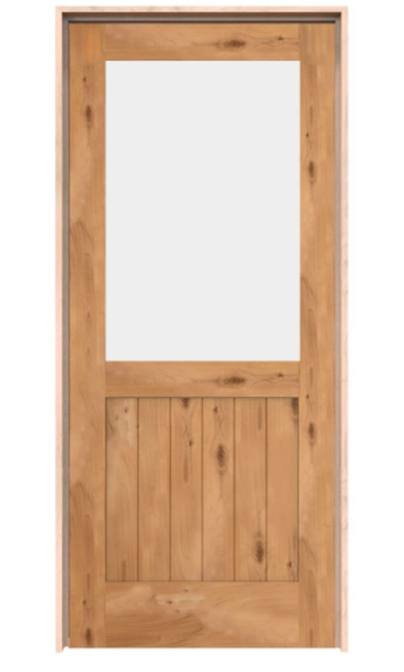 Mountainland Exterior Door
