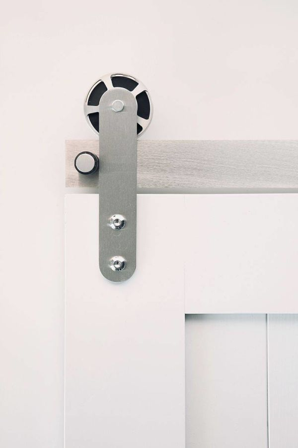 Top Level Modern Barn Door Hardware