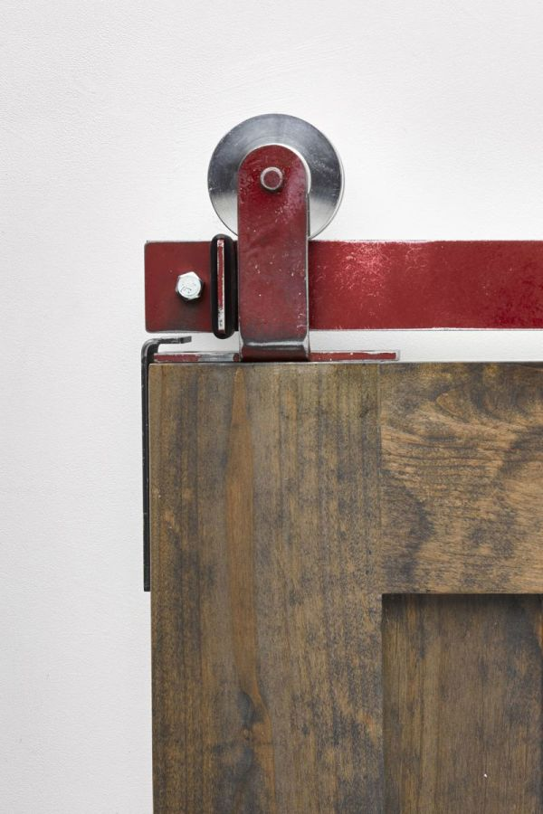 Top Mount Reflex Barn Door Hardware